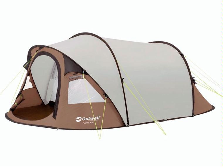 Outwell Fusion 300 tent kopen? | Archief | Kieskeurig.nl