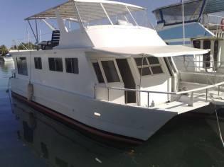 Houseboat Jabiru 51