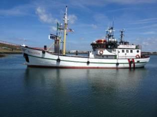 Ex-Visserboot Kotter