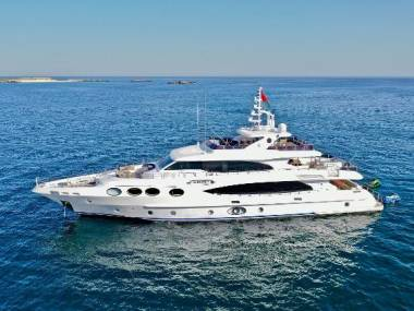 Gulf Craft Majesty 125