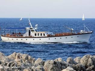 Custom Classic Motoryacht