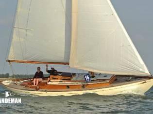 William Fife Bermudan Sloop
