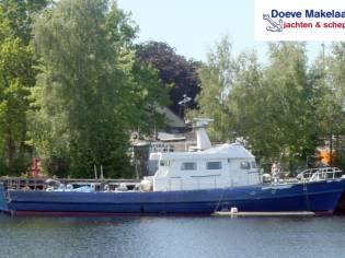 Ex German Navyvessel 82'
