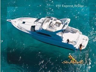 Sea Ray 450 Express Bridge