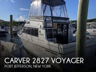 Carver 2827 Voyager