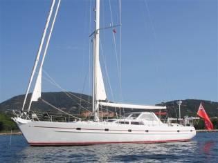 Van Dam Nordia 54 in Mallorca   Segelschiffe gebraucht 51991