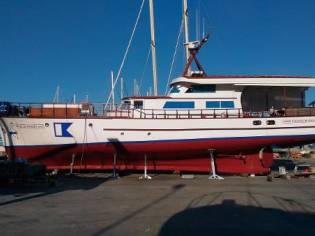 Custom Diving Boat