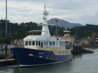 Expedition Vessel /  Converted Baltic Seatug
