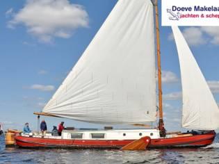 Dutch Barge, Skutsje 16.44