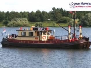 Motortjalk Live Aboard Barge 22.31