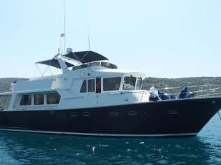 Hershine Pilothouse Trawler 57