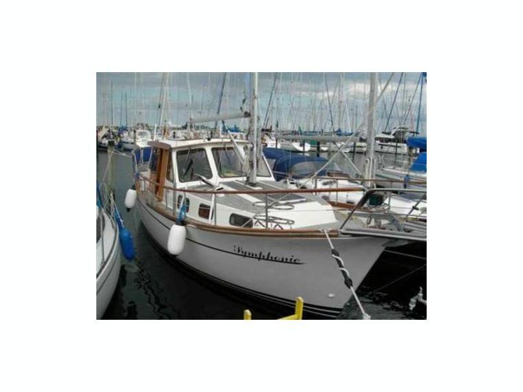 Nauticat 33 - id9696
