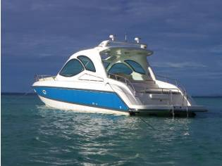 Seat Boat Sb 442H power boat