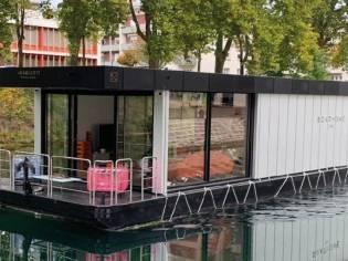 Boat Home Houseboat Evolution