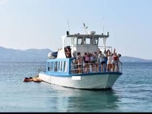 Custom 83 Passenger boat
