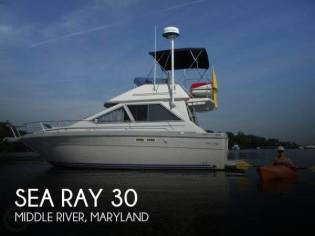 Sea Ray 305 Sedan Bridge