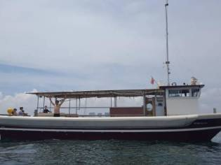 Charter Cat CHARTER BOAT