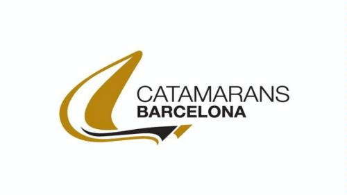 Logo van CATAMARANS BARCELONA